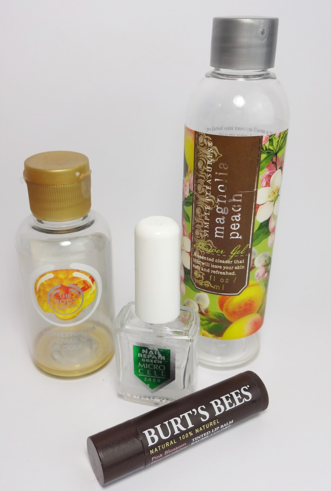 The Body Shop, Micro Cell 2000, Burt's Bees