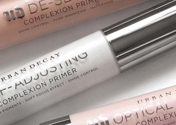 Urban Decay Complexion Primers Spring 2017 Review