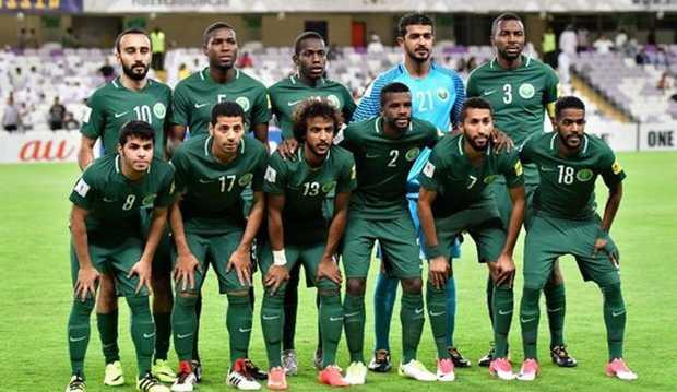 Saudi Arabia Piala Dunia 2018