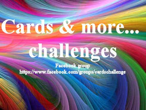 Cards and More challenges