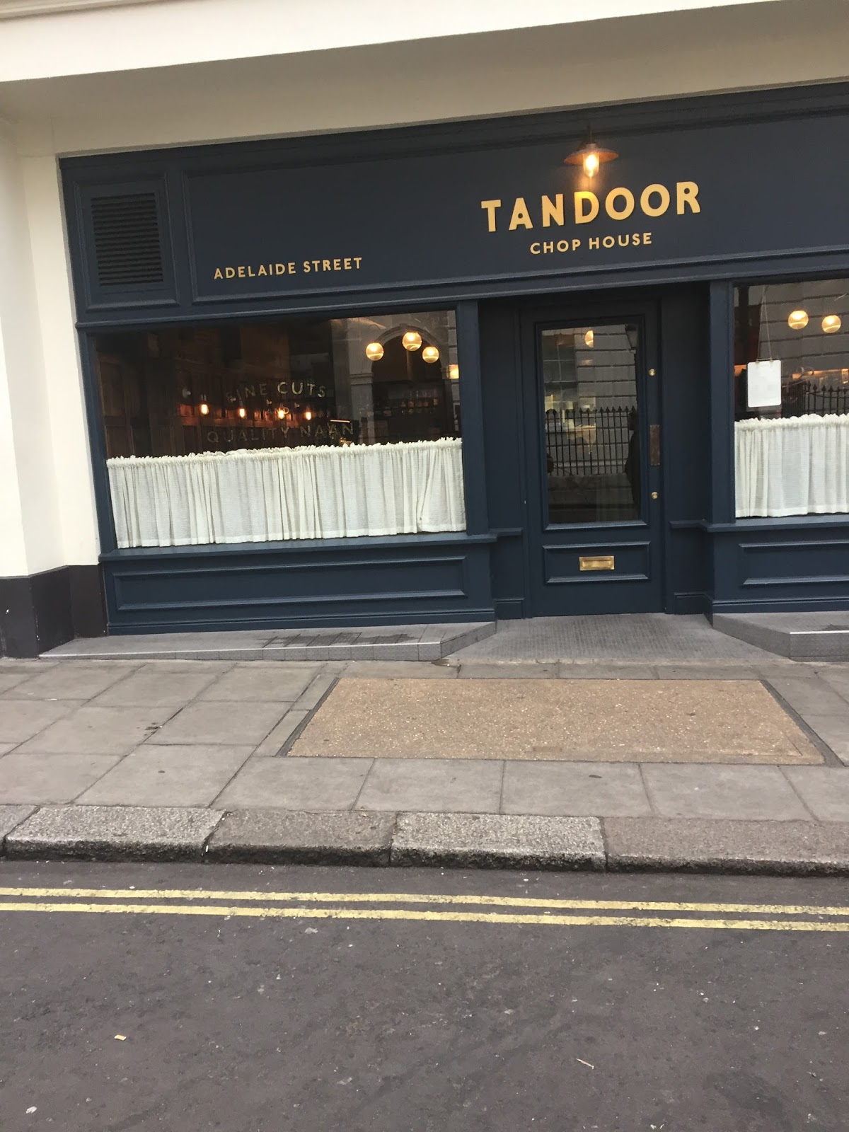 rupEAT: Tandoor Chop Review - a new North Indian British Chop House