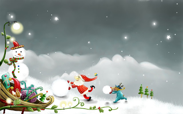 Free Christmas Wallpaper & Backgrounds