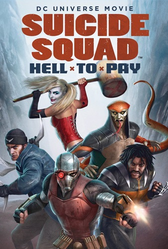 Suicide Squad: Hell to Pay (Web-DL 720p Ingles Subtitulada) (2018)