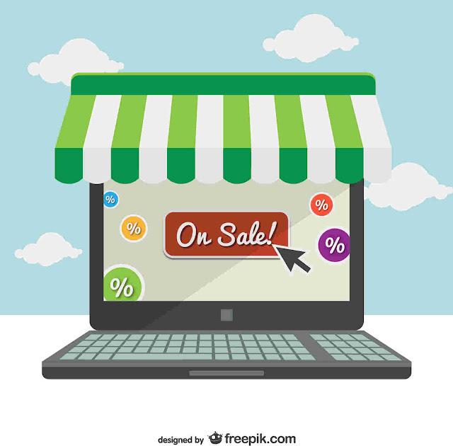 laptop, comprar en internet, tienda online, comprar por internet