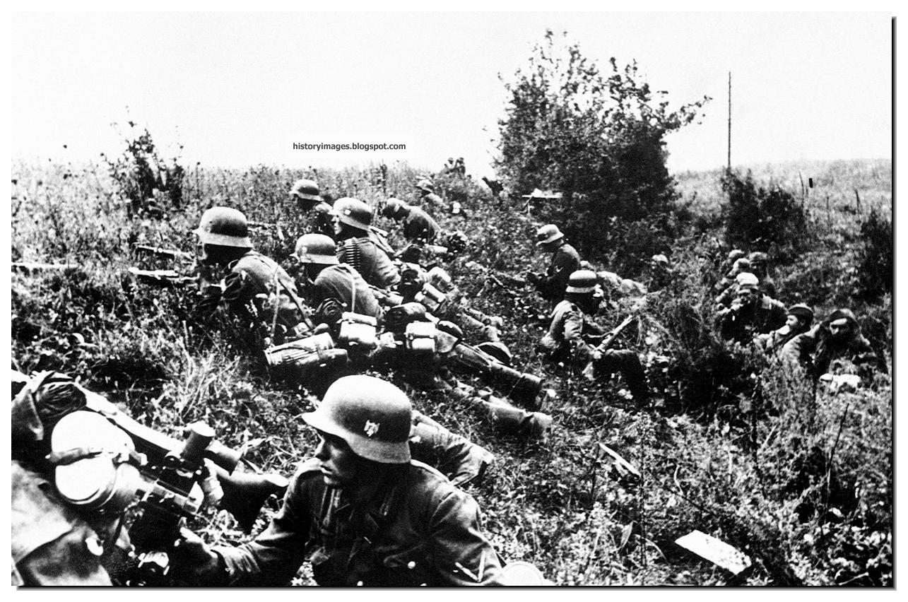 hitler invading the soviet union history essay The battle ended in the victory of the soviet union bringing an end to the hitler's third reich  european history essay  before invading russia,.