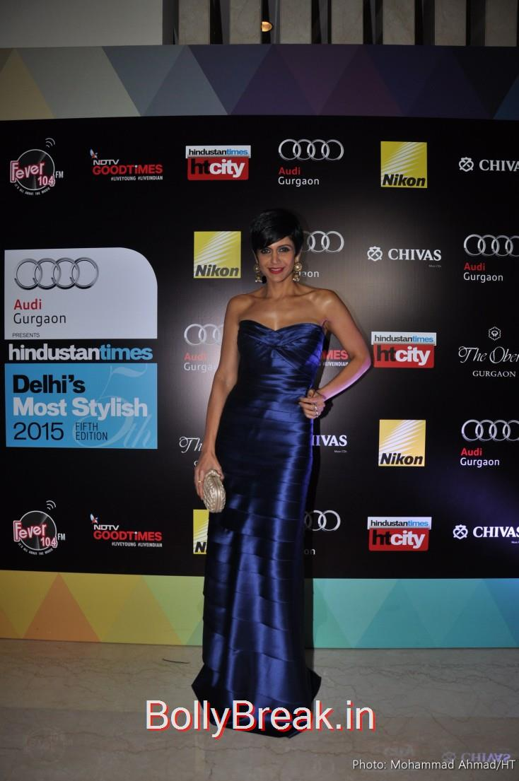 Mandira Bedi, Jacqueline Fernandez Priyanka Chopra Hot HD Images From Rock the Capital