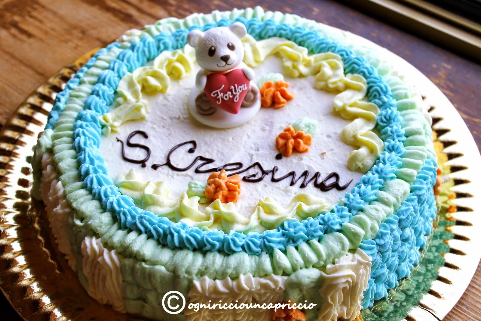 Incucinacolcuore torta per la cresima for Decorazioni torte per cresima