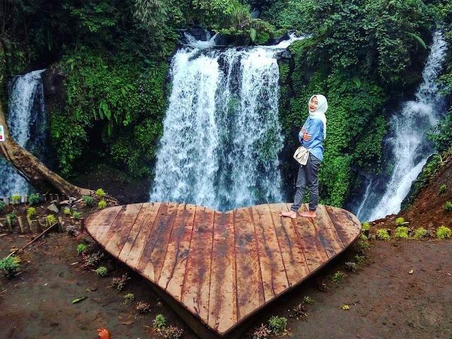 Curug Jenggala, Air Terjun Cantik dan Romantis di Baturaden, Purwokerto