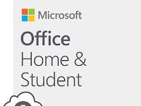 Microsoft Office Home & Student 2019, Sekali Beli Gratis Update