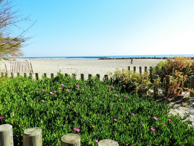 spiaggia carnon montpellier francia