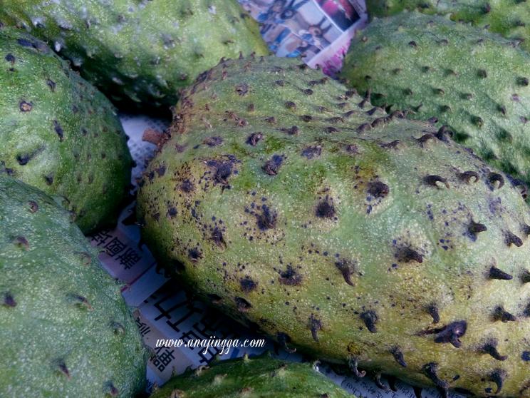 Buah Durian Belanda