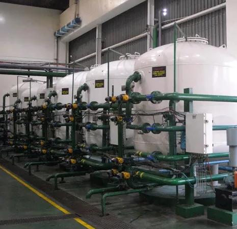 sistem filter air, harga tangki filter, jual tangki filter air,