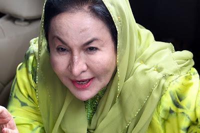 Rosmah Mansur Ditahan SPRM