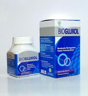 Kapsul Bio Glukol Herbal Insani