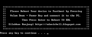 Fastboot Edl All Xiaomi