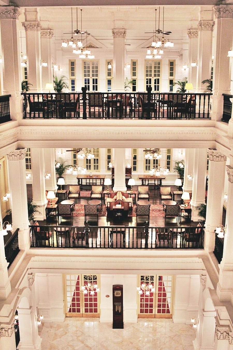 raffles hotel singapore travel blog