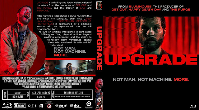 Upgrade Bluray