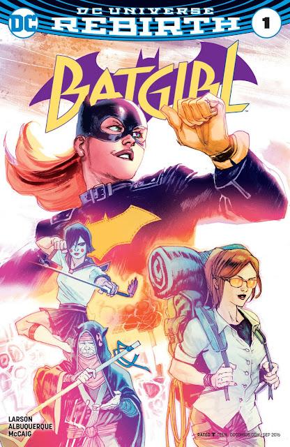 Batgirl Volumen 5 Renacimiento Dc Rebirth Español mega