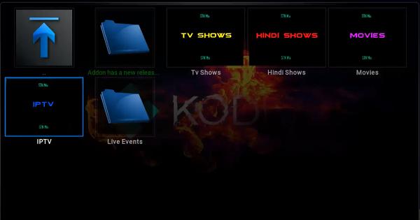 إضافة STN MIX لمشاهدة أفضل القنوات العالمية على برنامج Kodi