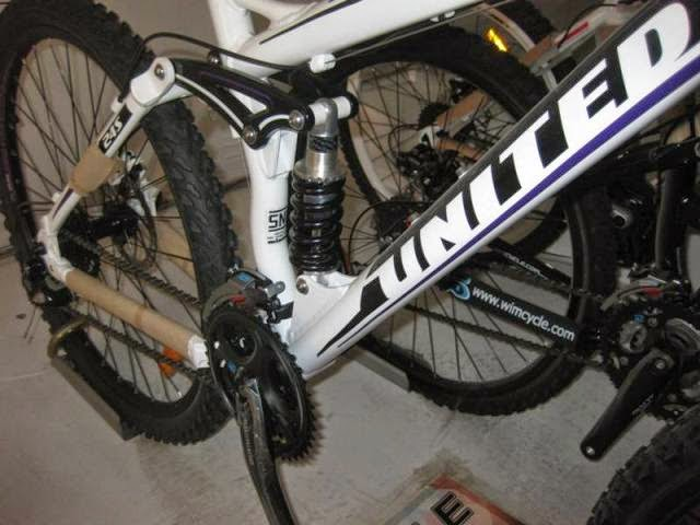 TOKO RYZABIKE SEPEDA MURAH: Sepeda Gunung United Double