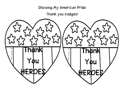 Classroom Freebies Too: Veteran's Day Freebie!