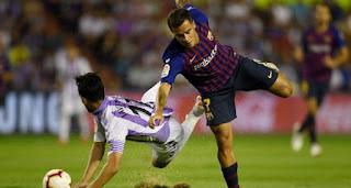 موعد وتوقيت مباراة برشلونة وبلد الوليد ضمن الدوري الإسباني والقنوات الناقلة