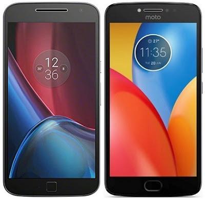 Motorola Moto G4 Plus vs Motorola Moto E4 Plus