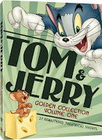 Tom and Jerry The Golden Collection  Volume 1 1940-1948 1080p/BluRay