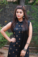 Actress Yamini Bhaskar in a Tight Black Sleeveless Dress ~  Exclusive 55.JPG