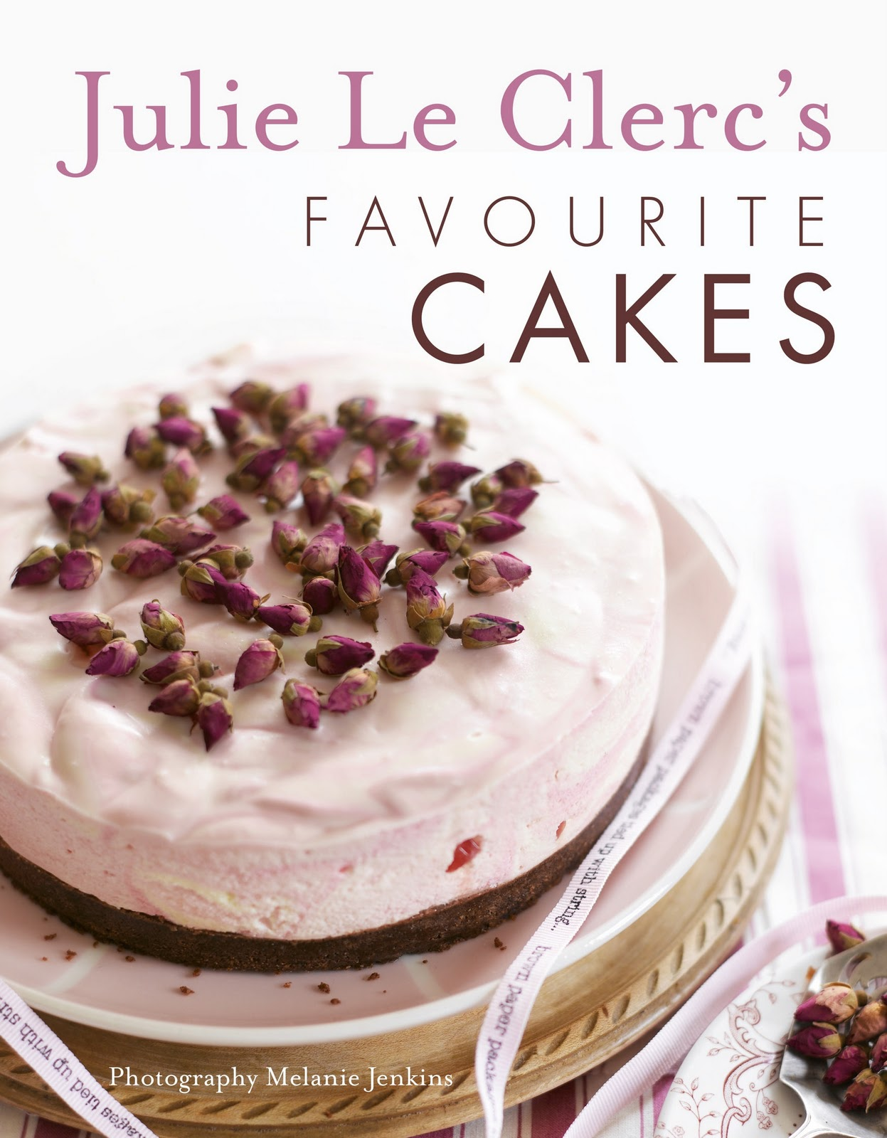 Julie Le Clerc Cake Recipes