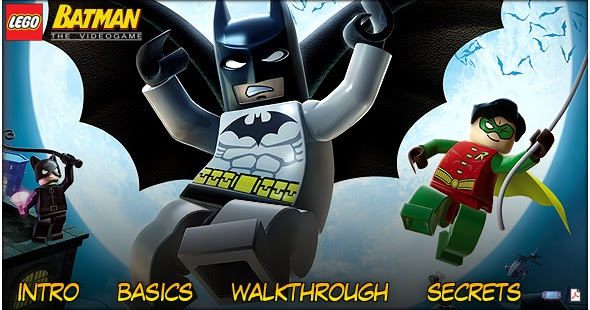 LEGO Batman The Video Game 497 MB PSP - INSIDE GAME