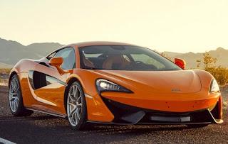 McLaren 570S 7 miliar