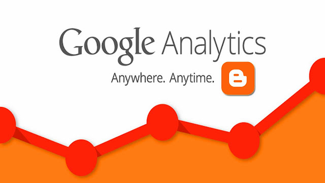 how add google analytics to blogger
