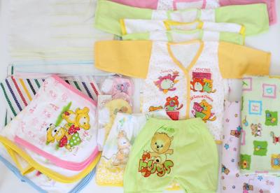 Persiapan Perlengkapan Bayi Menjadi Tugas Orangtua