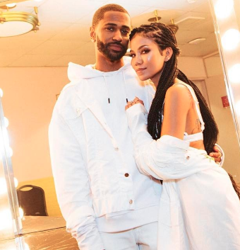 Have Jhene Aiko and Big Sean secretly gotten married?