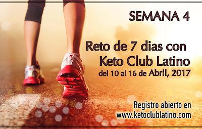 """""""keto, keto club latino"""" """"reto de 7 días"""" """"adelgazar"""""""