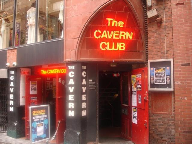 Cavern Club em Londres
