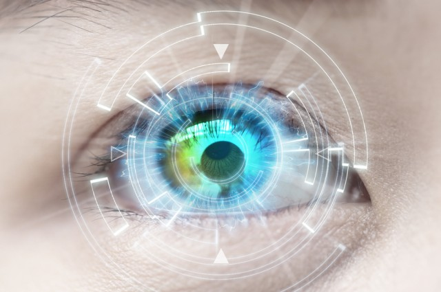 New Technology Samsung Has Patented an Augmented Reality Smart-Contact Lens