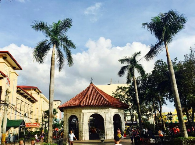Magellan's Cross in Cebu City Cebu Philippines