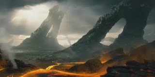 Βρέθηκαν τεράστιες δομές μέσα στη Γη σαν τεχνητοί άξονες