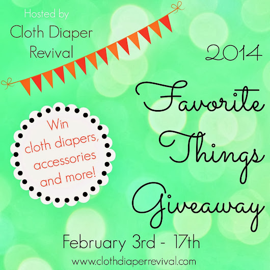 2014 Favorite Things Giveaway
