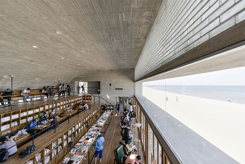 Seashore-Library-16 Seashore Library by Vector Architects Design