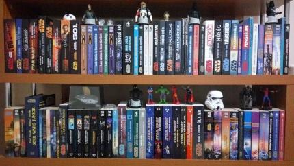 Vendégh Roland Star Wars könyvek