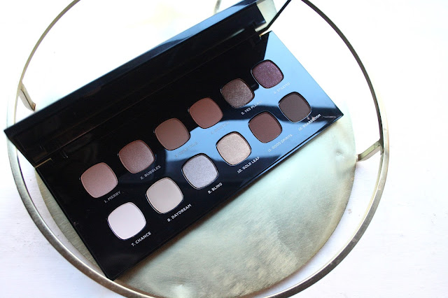 Bare minerals the wish list eye palette