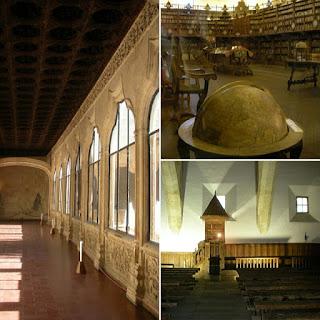 Escuelas Mayores; Universidad de Salamanca; Salamanca; Castilla y León; Vía de la Plata