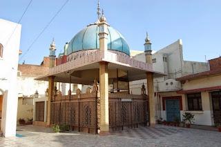 Naqshbandiya Foundation for Islamic Education: Shah Abu Saeed ...