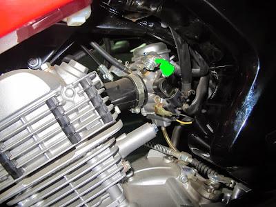 yamaha YBR 125 engine rebuild