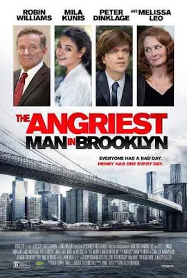 The Angriest Man in Brooklyn (2014) Sinopsis