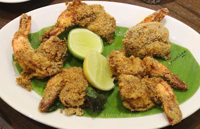 Meena Tai - Restaurant - Chennai - Maharastrian - koli masala prawn