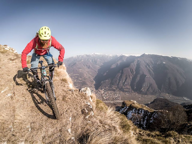 Singletrail MTB Avito Mountainbike Tour Monte Vignola
